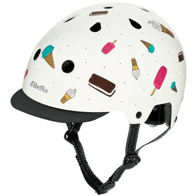 Electra Helmet soft serve